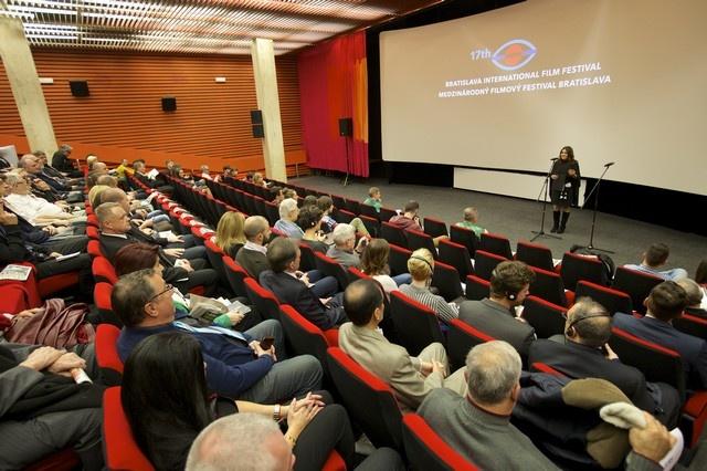 Bratislava | 18th International Film Festival Bratislava 2016